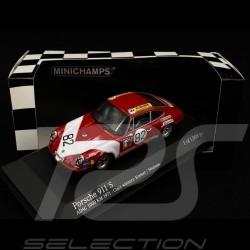 Porsche 911 S ADAC 1971 n° 82 1/43 Minichamps 400716882