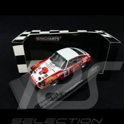 Porsche 911 S Monte Carlo 1972 n° 4 SEB 1/43 MINICHAMPS 400726804