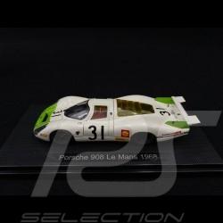 Porsche 908 Le Mans 1968 n° 31 1/43 Ebbro 44288