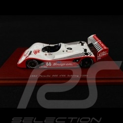 Porsche 966 12h Sebring 1993 n°66 Gunnar 1/43 TrueScale TSM114303