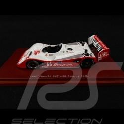 Porsche 966 Sebring 1993 n°66 Gunnar 1/43 TrueScale TSM114303