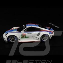 Porsche 911 RSR type 991 n° 94 Brumos Le Mans 2019 1/18 Spark 18S437