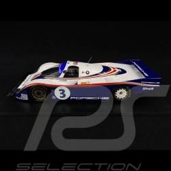 Porsche 956 n° 3 Rothmans 3ème Le Mans 1982 1/18 Spark 18S424