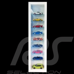 Stand for up to 10 Porsche in 1:18