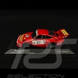 Porsche 935 Gelo Racing Nürburgring 1977 n° 67 1/43 Minichamps 400776367