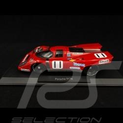 Porsche 917 K n° 11 Magny Cours 1970 1/18 Norev 187587