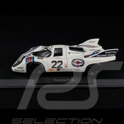 Porsche 917 K n° 22 Martini Sieger Le Mans 1971 1/18 Norev 187588
