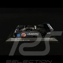 Porsche 962 C n° 1 Blaupunkt Vainqueur ADAC Supercup Nürburgring 1986 1/43 Minichamps 400866801