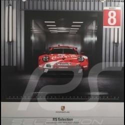 Porsche 2021 Icons of Speed calendar Porsche Design WAP0922160MGBL