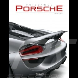 Book Puissance Porsche - Brian Laban