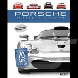Book Porsche les modèles de légende - Edition spéciale 70 ans de Porsche