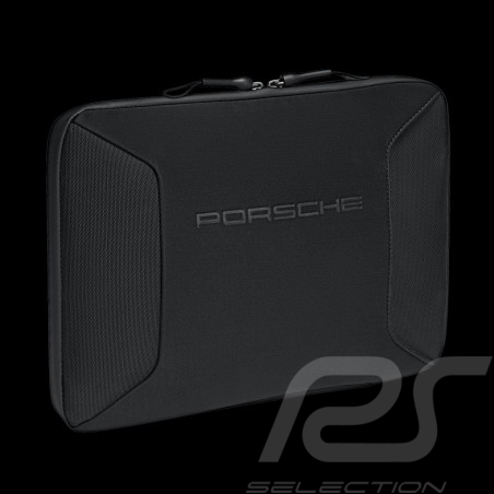 Porsche Laptop Hülle Schwarz Leder Porsche WAP0300110K
