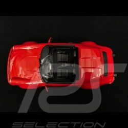 Porsche 911 Speedster 1989 red 1/18 KK Scale KKDC180451