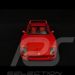 Ferrari F40 red Rosso Corsa 1987 1/18 GT Spirit GT291