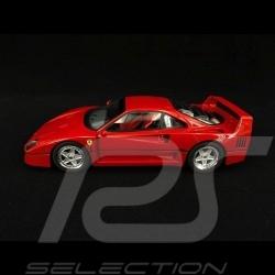 Ferrari F40 rouge red rot Rosso Corsa 1987 1/18 GT Spirit GT291