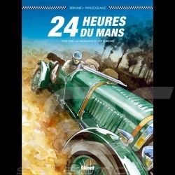 Buch Comic 24h du Mans - 1923-1930 - Les Bentley Boys - französich