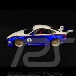 Porsche 911 Old & New Rothmans Widebody type 997 1/18 GT Spirit GT797