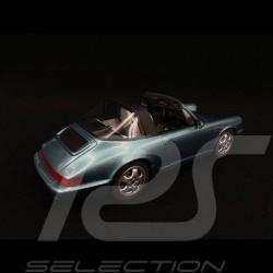 Porsche 911 Targa Carrera 4 type 964 Turquoise metallic 1/18 GT Spirit GT805