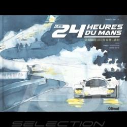 Livre Book Buch Les 24 heures du Mans - Carnet d'artiste