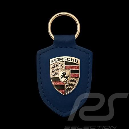 Porsche crest keyring blue Porsche WAP0500950E