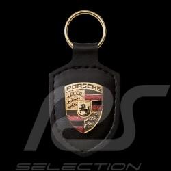 Porsche crest keyring black Porsche WAP0500900E