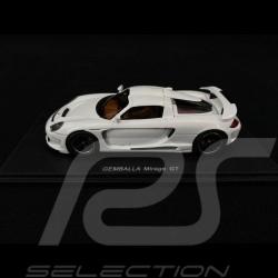 Porsche Gemballa Mirage GT 2007 white 1/43 Spark S0722