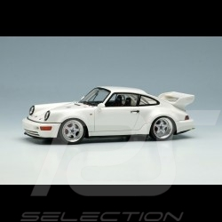 Porsche 911 Carrera RSR 3.8 Type 964 1993 Blanche 1/43 Make Up Vision VM162B