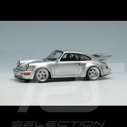 Porsche 911 Carrera RSR 3.8 Type 964 1993 Gris argent 1/43 Make Up Vision VM162D