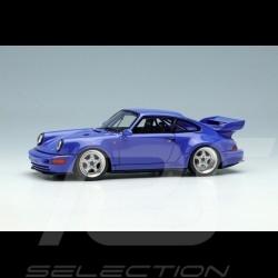 Porsche 911 Carrera RSR 3.8 Type 964 1993 Bleu maritime 1/43 Make Up Vision VM162E