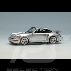 Porsche 911 Turbo S Light Weight Type 964 1992 Gris argent 1/43 Make Up Vision VM159B