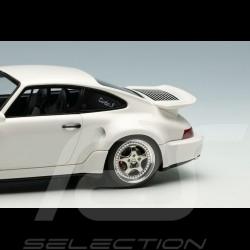 Porsche 911 Turbo S Light Weight Type 964 1992 White 1/43 Make Up Vision VM159C