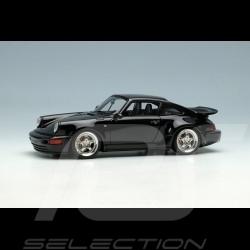 Porsche 911 Turbo S Light Weight Type 964 1992 Schwarz 1/43 Make Up Vision VM159D