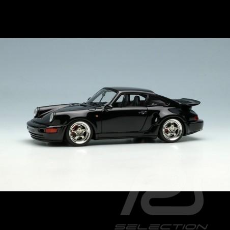 Porsche 911 Turbo S Light Weight Type 964 1992 Black 1/43 Make Up Vision VM159D