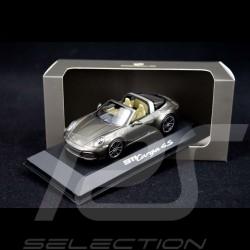Porsche 911 Targa 4S type 992 Aventurine Green Metallic 1/43 Minichamps WAP0201400L