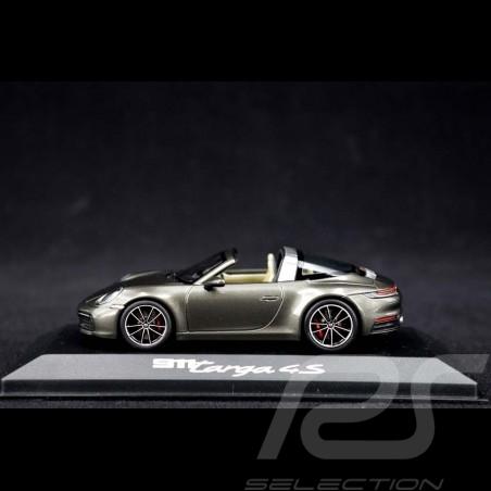 Porsche 911 Targa 4S type 992 Aventuringrünmetallic 1/43 Minichamps WAP0201400L