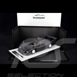 Porsche 936 /77 spyder Le Mans 1977 Test version Matte Black 1/18 Tecnomodel TM18-148D