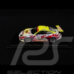 Porsche 911 GT3 RS type 996 n° 93 Klassensieger Le Mans 2003 1/43 Spark S5527