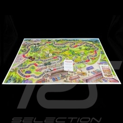 Nürburgring Board game New edition Piccolo Schuco 450513700
