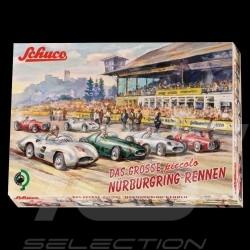 Jeu de plateau Nürburgring Nouvelle édition Piccolo Schuco 450513700