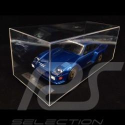 Porsche 911 Biturbo type 930 3.3 Almeras 1993 blue metallic 1/18 KESS KE18005A
