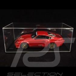 Porsche 911 Biturbo type 930 3.3 Almeras 1993 red metallic 1/18 KESS KE18005C