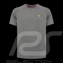 T-shirt Ferrari Gris Collection Ferrari Motorsport - homme