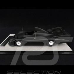 Porsche 936 /77 spyder Le Mans 1977 Version test Noir mat 1/18 Tecnomodel TM18-148D