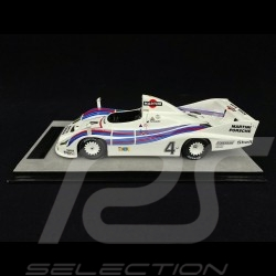 Porsche 936 /77 spyder Vainqueur Winner Sieger  Le Mans 1977 n° 4 Martini 1/18 Tecnomodel TM18-148C