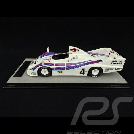 Porsche 936 /77 spyder Sieger Le Mans 1977 n° 4 Martini 1/18 Tecnomodel TM18-148C