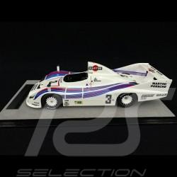 Porsche 936 /77 spyder Le Mans 1977 n° 3 Martini 1/18 Tecnomodel TM18-148B