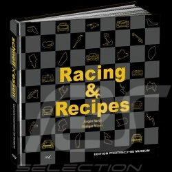 Livre Book Buch Racing & Recipes - Jürgen Barth - Anglais