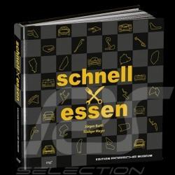 Livre Book Buch Schnell mal essen - Jürgen Barth - Allemand