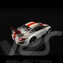 Porsche 911 typ 997 GT3 R 2012 weiß / rot 1/43 Minichamps WAP0200190C