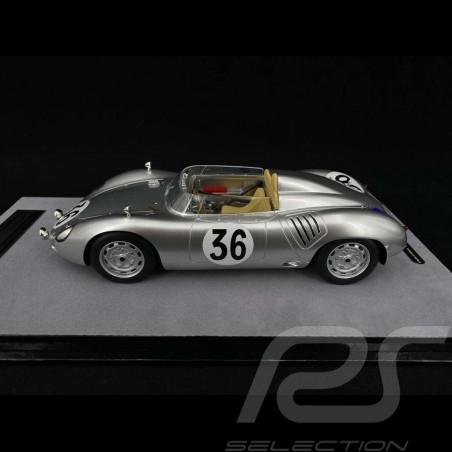 Porsche 718 RSK Le Mans 1959 n° 36 1/18 Tecnomodel TM18-145D